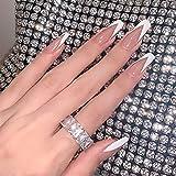 Brishow Bara Unghie finte lunghe Ballerina rosa Stampa acrilica sulle unghie Copertura com...