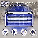 Zoom IMG-1 pluiesoleil 30w lampada zanzare elettrico