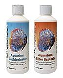wormerdirect.com Wasseraufbereiter für Aquarien und tropische Fische, ohne Chlor und...