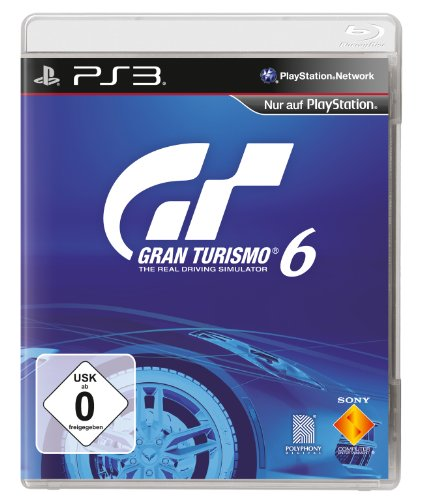 Gran Turismo 6 - Standard Edition - [PlayStation 3]