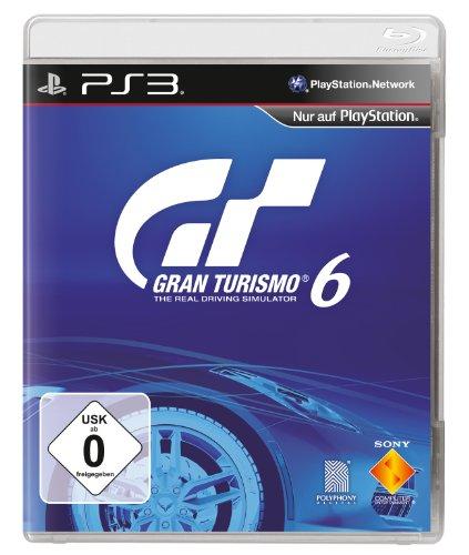 Gran Turismo 6 [Importación Francesa]