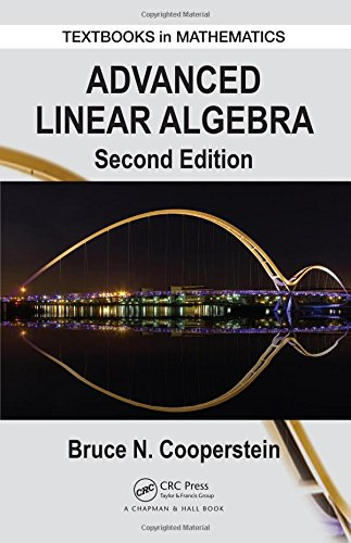 Advanced Linear Algebra (Textbooks in Mathematics)
