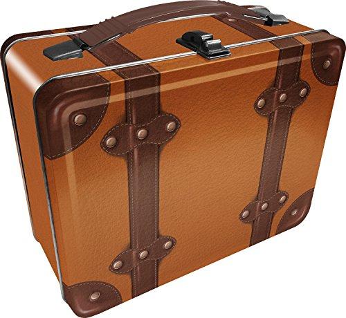 Aquarius Steamer Luggage Large Gen 2 Tin Storage Fun Box