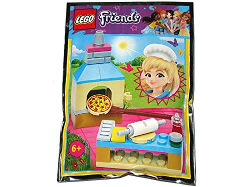Blue Ocean LEGO Friends 562011 - Paquete de papel de aluminio para pizza