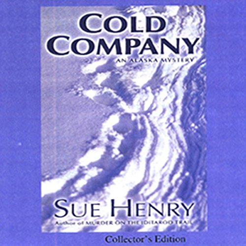 Cold Company audiobook cover art
