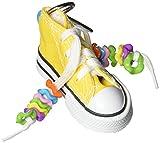 Super Bird Creations Beaker Sneaker Toy for Birds, Assortment