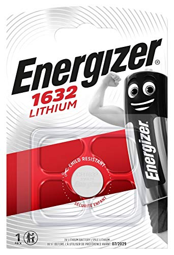 Energizer Lithium 3V CR 1632 Knopfzelle