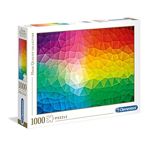 Clementoni - 39521 - High Quality Collection Puzzle - Gradient - 1000 Pezzi - Made In Italy - Puzzle Adulto