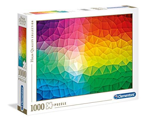 Clementoni 39521 Puzzle 1.000 Teile-Farbverlauf