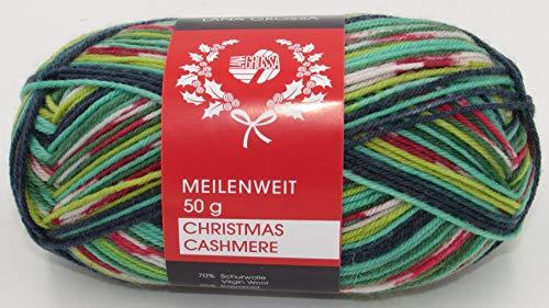Lana Grossa Meilenweit Christmas Mini Sockenwolle