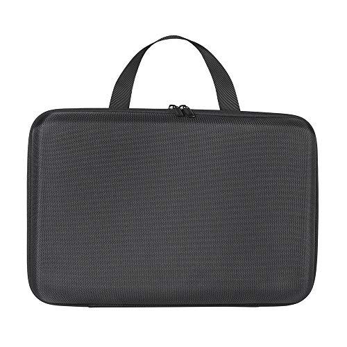 Yuhtech Reisetasche für Dyson Supersonic Haartrockner und Zubehör Aufbewahrungstasche (Black)