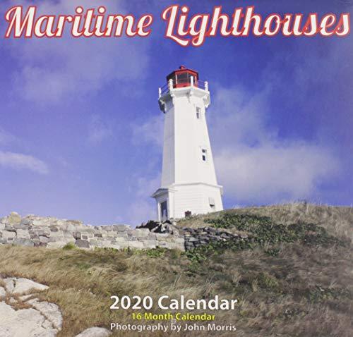 2020 Maritime Lighthouses 12x11.5