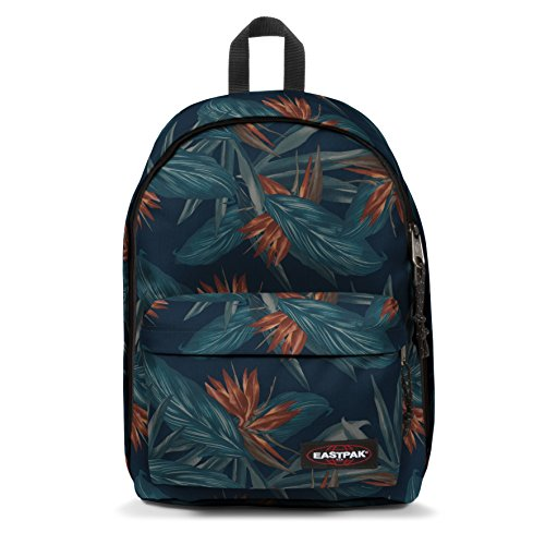 Eastpak Out Of Office Zaino Casual, 27 Litri, Multicolore (Orange Brize)