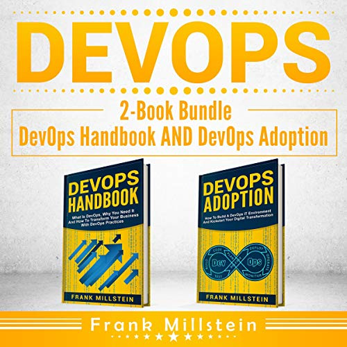 DevOps: 2-Book Bundle audiobook cover art