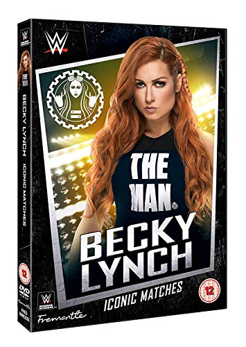 WWE: Becky Lynch - Iconic Matches [DVD]