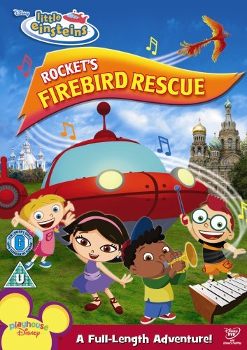Little Einsteins - Rocket's Firebird Rescue