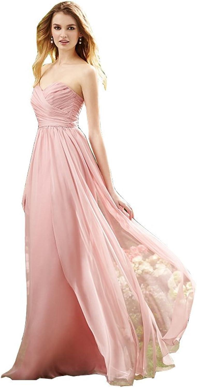 Irenwedding Women's Sweetheart Pleats Frills Zipper Long Plus Szie Evening Dress