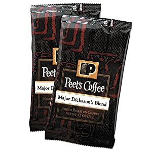 Peets Coffee Portion Packs