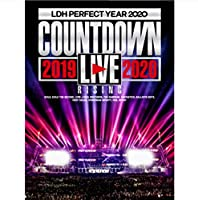 """FC限定特典 THE RAMPAGE ver スリーブケース付き LDH PERFECT YEAR 2020 COUNTDOWN LIVE 2019→2020""""RISING"""" (blu-ray)"""