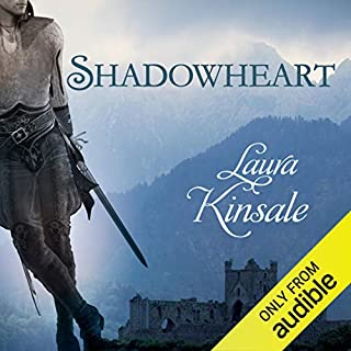 Shadowheart audiobook cover art