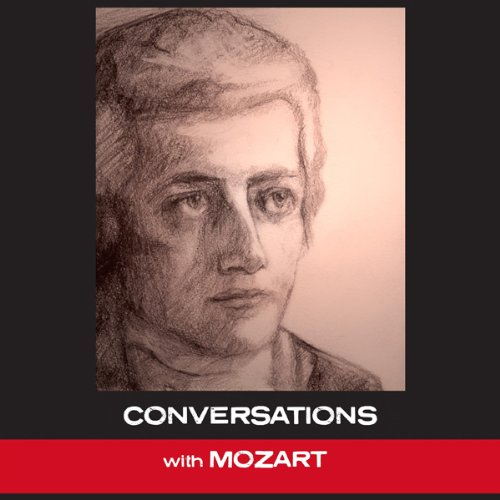 Conversations with Mozart audiobook cover art