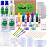 Ultimate DIY Slime Kit for Girls and Boys - Slime Kits - Slime Stuff - Slime Making Kit - Slime Supplies Kit -...