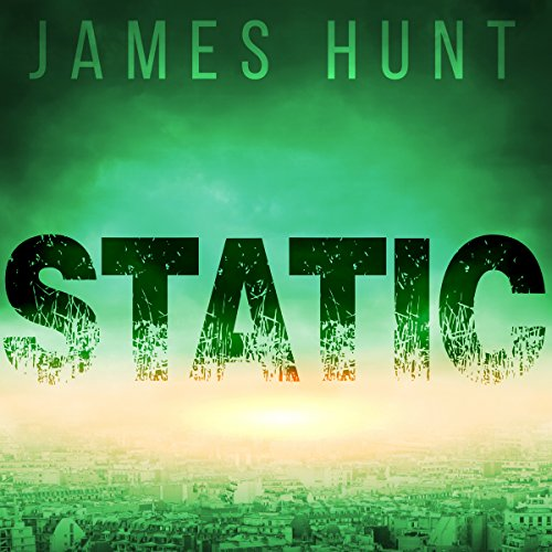Static audiobook cover art
