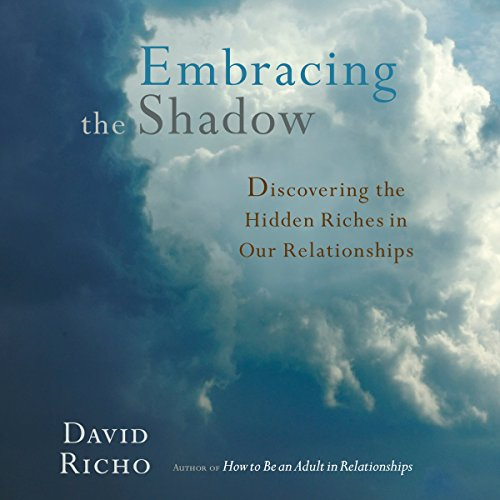 Embracing the Shadow audiobook cover art