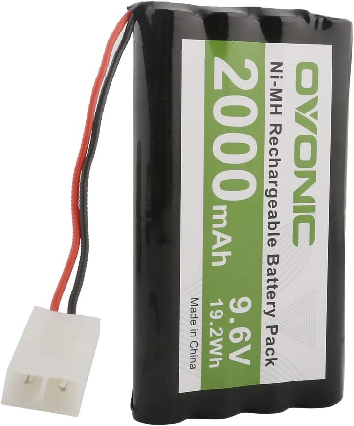 Ovonic 9.6V Flat NiMH 2021new shipping free shipping Battery Packs 8- for Capacity Mail order cheap High Car RC