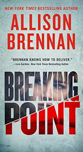 Breaking Point Lucy Kincaid Novels 13 product image