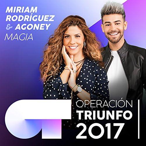 Miriam Rodríguez & Agoney