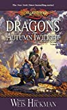 Dragons of Autumn Twilight (Dragonlance Chronicles #1) 表紙画像