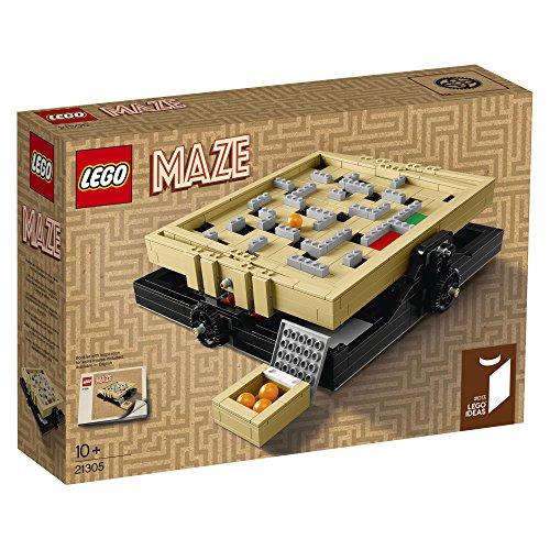 LEGO Ideas Laberinto - Juegos de construcción (Cualquier género, Multi)