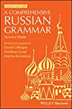 A Comprehensive Russian Grammar (Blackwell Reference Grammars) - Terence Wade