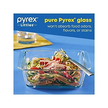 Pyrex-Littles-Toaster-Ofen-Kochgeschirr-6-teilig