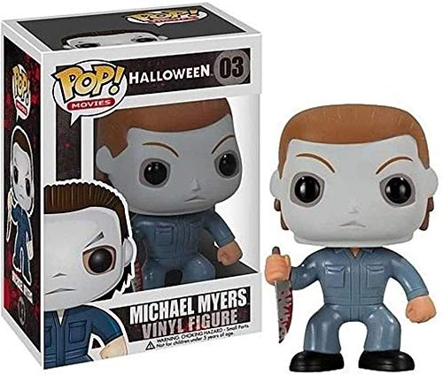 A-Generic Funko Halloween # 03 Michael Myers Pop! Multicolor