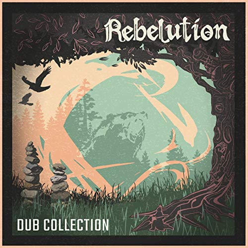 Album Art for Dub Collection by REBELUTION