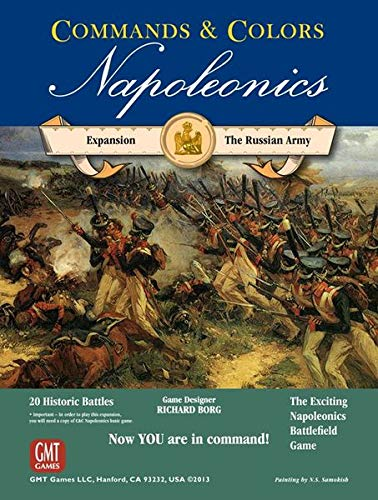 Commands and Colors: Napoleonics: Russian Army