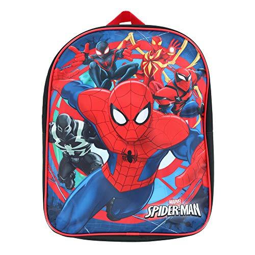 Marvel Spiderman 15' School Bag Backpack