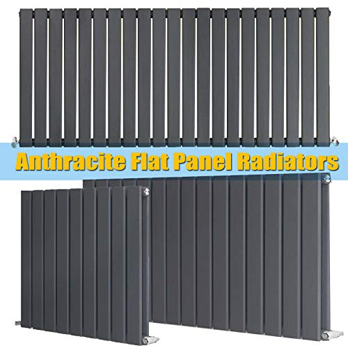 Radiadores panel plano vertical 600 x 408