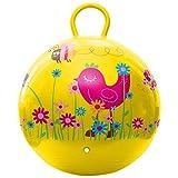Hedstrom Hopper Ball, Hopping Ball, Bouncing Ball, Spring, 18 inch , Spring Fun