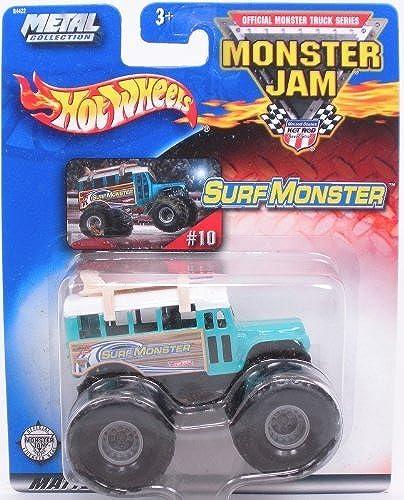 2002 1 64 hotwtalons monster jam surf monster trucK  10