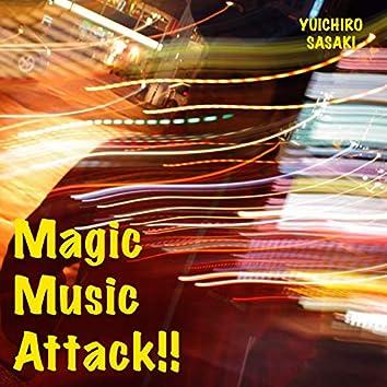 Magic Music Attack!!
