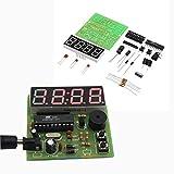 JCCOZ - URG - Juego de 3 piezas de reloj digital multifunción para reloj MCU URG