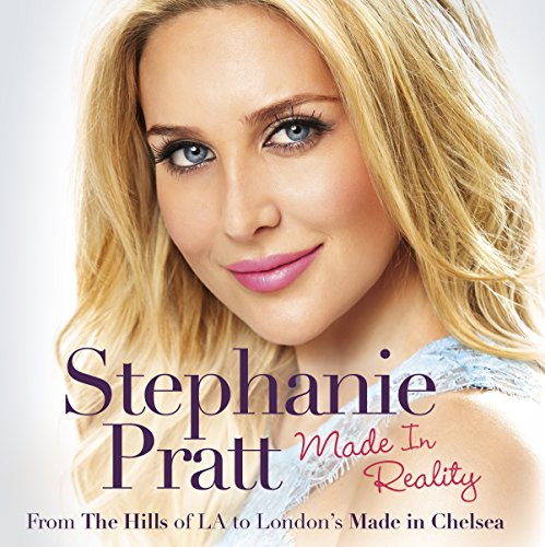 Made in Reality audiobook cover art