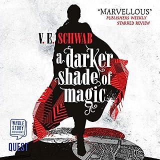 A Darker Shade of Magic cover art