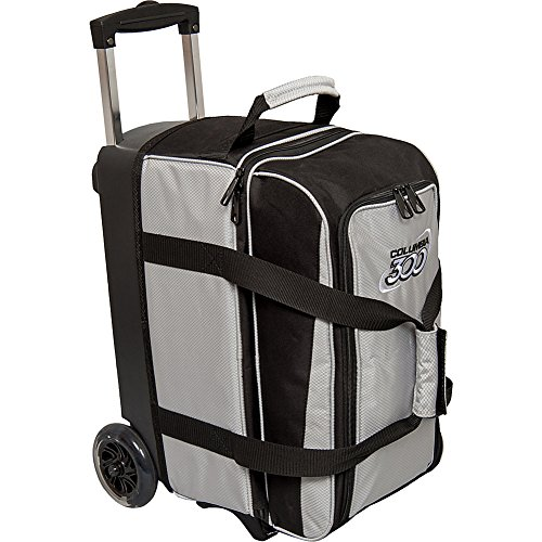 Columbia 300 Icon Bowlingtasche mit Rollen, Silber, one-Size
