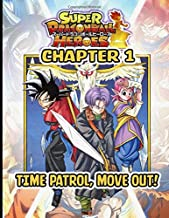 SUPER DRAGON BALL HEROES: DARK DEMON REALM MISSION CHAPTER 1- TIME PATROL, MOVE OUT!