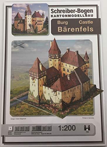 Schreiber-Bogen Modellbau Burg Bärenfels