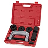 ARKSEN 4-in-1 Ball Joint Service Auto Tool Set 2WD & 4WD Service Kit, w/Case